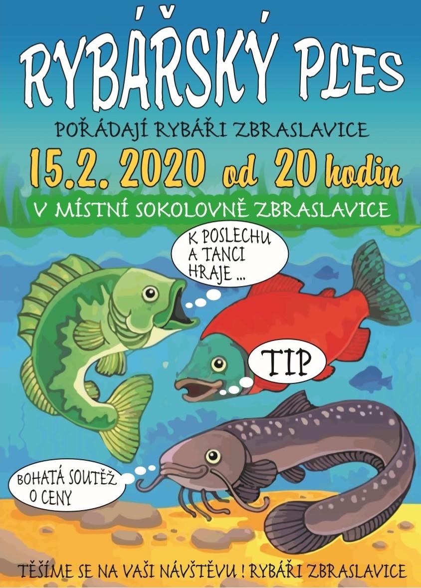 Rybářský ples 2020